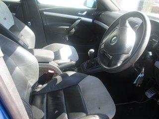 2007 Skoda Octavia RS Sedan.