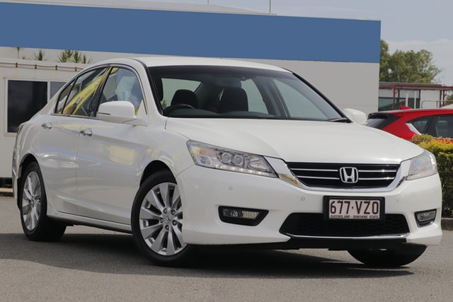 Used Honda Accord VTi-S, Toowong, 2014 Honda Accord VTi-S Sedan