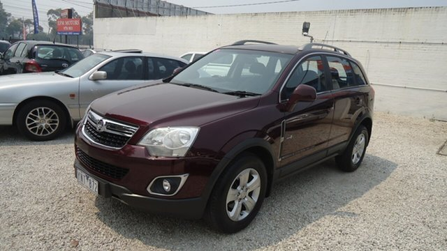 Used Holden Captiva 5, Seaford, 2011 Holden Captiva 5 Wagon
