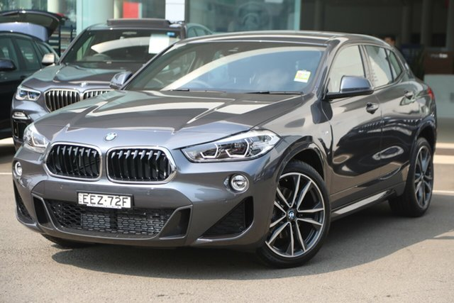 Demonstrator, Demo, Near New BMW X2 sDrive18i M Sport, Brookvale, 2019 BMW X2 sDrive18i M Sport Wagon
