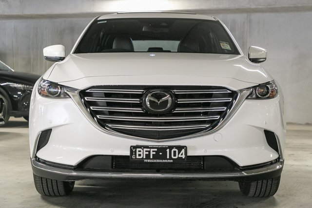 Demonstrator, Demo, Near New Mazda CX-9 GT (AWD), Mulgrave, 2019 Mazda CX-9 GT (AWD) MY19 Wagon