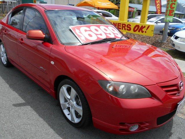 Used Mazda 3 SP23, Slacks Creek, 2005 Mazda 3 SP23 Sedan