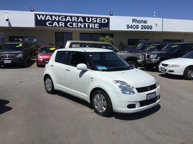 Used Suzuki Swift, Wangara, 2007 Suzuki Swift Hatchback