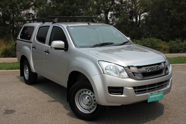 Used Isuzu D-MAX SX Crew Cab 4x2 High Ride, Officer, 2015 Isuzu D-MAX SX Crew Cab 4x2 High Ride Utility