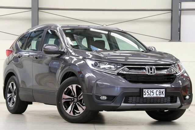 Demonstrator, Demo, Near New Honda CR-V VTi FWD, Modbury, 2019 Honda CR-V VTi FWD Wagon