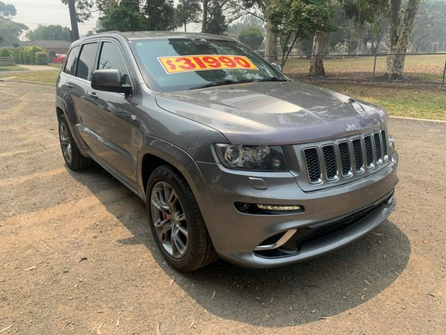 Discounted Used Jeep Grand Cherokee SRT-8, Cranbourne, 2012 Jeep Grand Cherokee SRT-8 Wagon