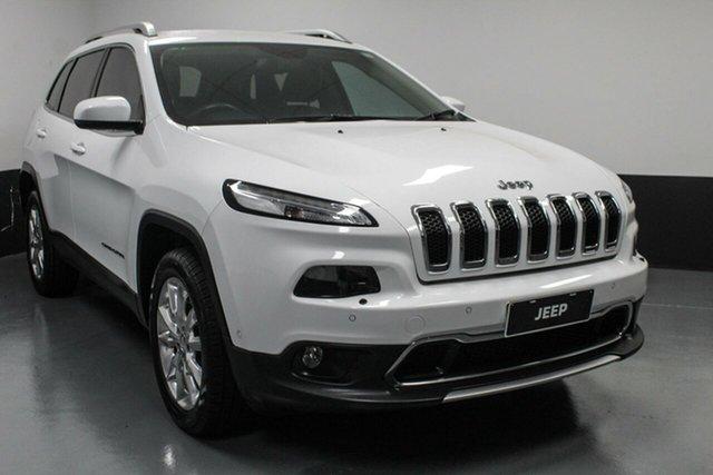 Used Jeep Cherokee Limited, Cardiff, 2015 Jeep Cherokee Limited Wagon
