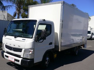 2014 Fuso Canter Cab Chassis.