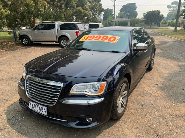 Used Chrysler 300 C E-Shift Luxury, Cranbourne, 2012 Chrysler 300 C E-Shift Luxury Sedan