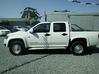 2009 Holden Colorado LX (4x4) Crew Cab Pickup.