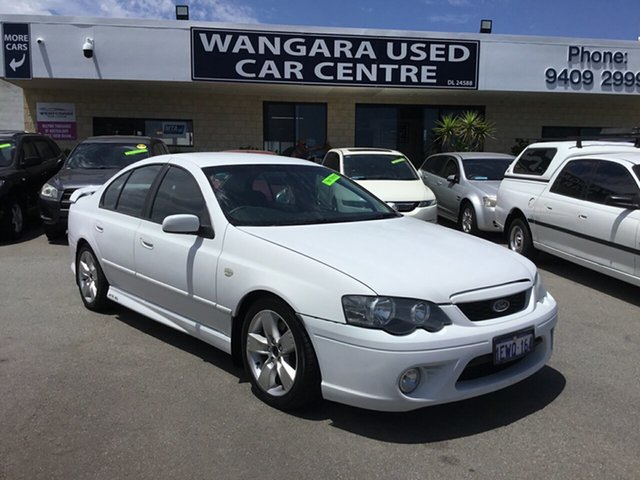 Used Ford Falcon XR6T, Wangara, 2006 Ford Falcon XR6T Sedan
