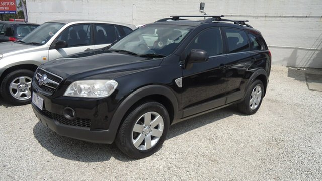 Used Holden Captiva CX AWD, Seaford, 2008 Holden Captiva CX AWD Wagon