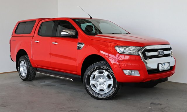 Used Ford Ranger XLT Double Cab 4x2 Hi-Rider, Thomastown, 2015 Ford Ranger XLT Double Cab 4x2 Hi-Rider Utility