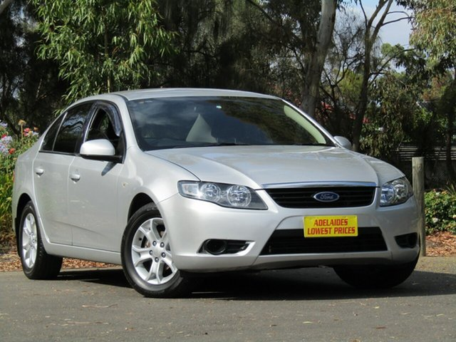 Used Ford Falcon XT, Enfield, 2011 Ford Falcon XT Sedan