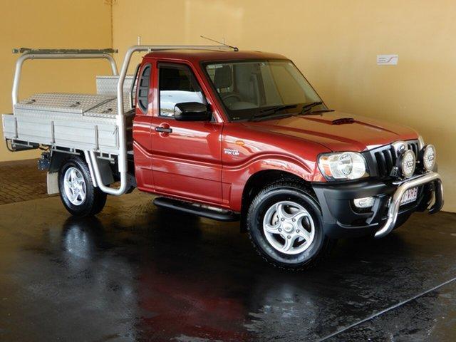 Used Mahindra Pik-Up, Toowoomba, 2014 Mahindra Pik-Up Cab Chassis