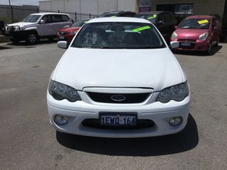 2006 Ford Falcon XR6T Sedan.