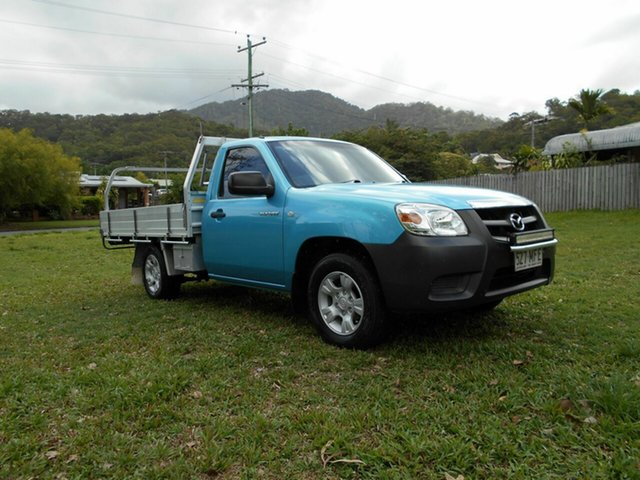 Used Mazda BT-50 B2500 DX, Cairns, 2009 Mazda BT-50 B2500 DX Cab Chassis