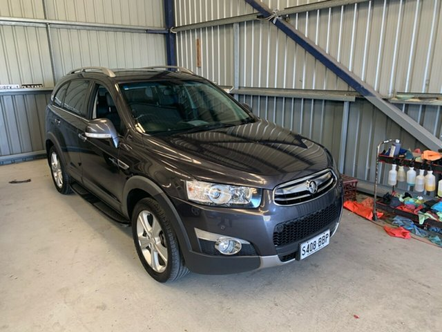 Discounted Used Holden Captiva 7 AWD LX, Lonsdale, 2012 Holden Captiva 7 AWD LX Wagon