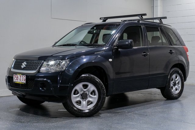 Used Suzuki Grand Vitara (4x4), Slacks Creek, 2011 Suzuki Grand Vitara (4x4) Wagon