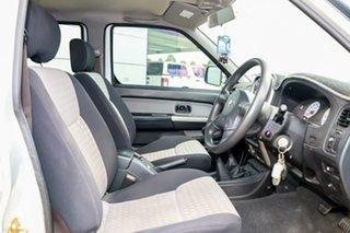 2010 Nissan Navara ST-R Utility.