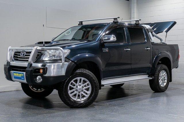 Used Toyota Hilux SR5 (4x4), Slacks Creek, 2015 Toyota Hilux SR5 (4x4) Dual Cab Pick-up