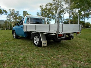2009 Mazda BT-50 B2500 DX Cab Chassis.