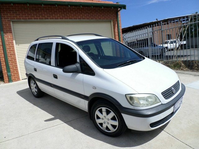 Used Holden Zafira, Mount Lawley, 2002 Holden Zafira Wagon