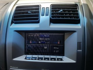 2009 Ford Territory SR2 (RWD) Wagon.