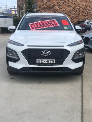 Demonstrator, Demo, Near New Hyundai Kona Active, Cardiff, 2019 Hyundai Kona Active SUV