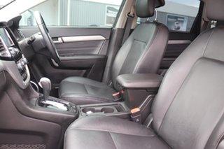 2017 Holden Captiva LTZ AWD Wagon.