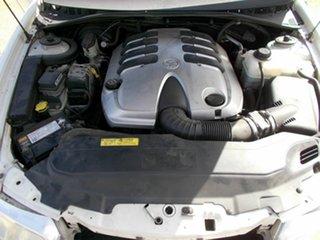 2003 Holden Statesman Sedan.