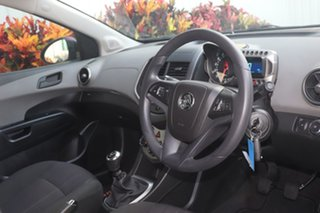 2015 Holden Barina X Hatchback.