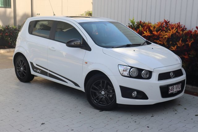 Used Holden Barina X, Cairns, 2015 Holden Barina X Hatchback