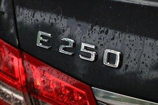 2012 Mercedes-Benz E-Class E250 CDI BlueEFFICIENCY 7G-Tronic + Avantgarde Sedan.