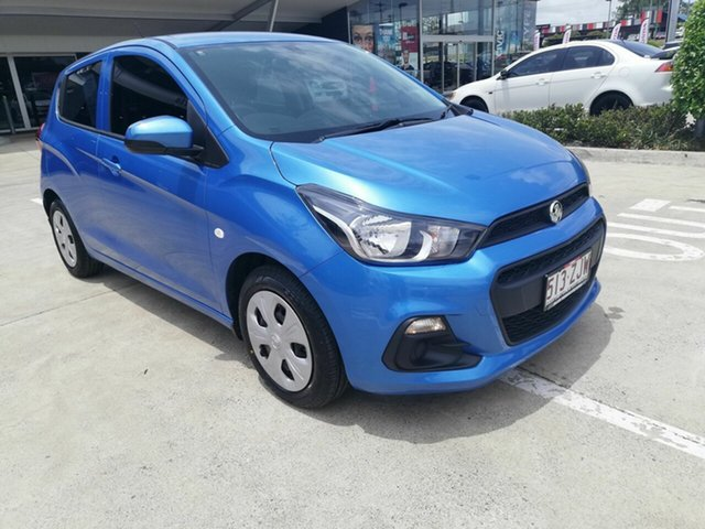 Discounted Used Holden Spark LS, Yamanto, 2017 Holden Spark LS Hatchback
