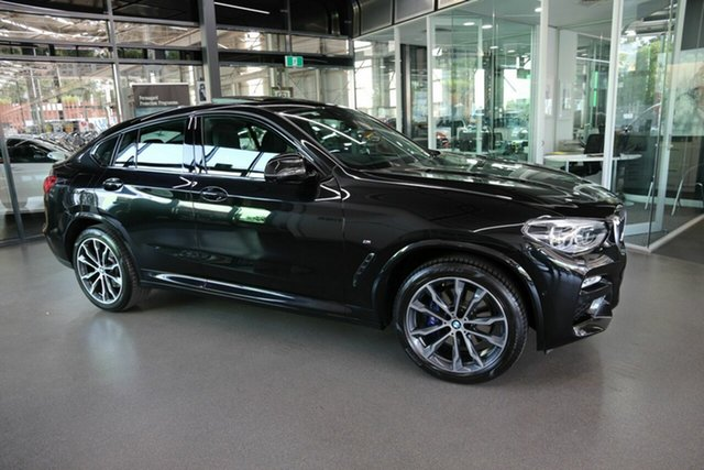 Used BMW X4 xDrive30i Coupe Steptronic M Sport X, North Melbourne, 2018 BMW X4 xDrive30i Coupe Steptronic M Sport X Wagon