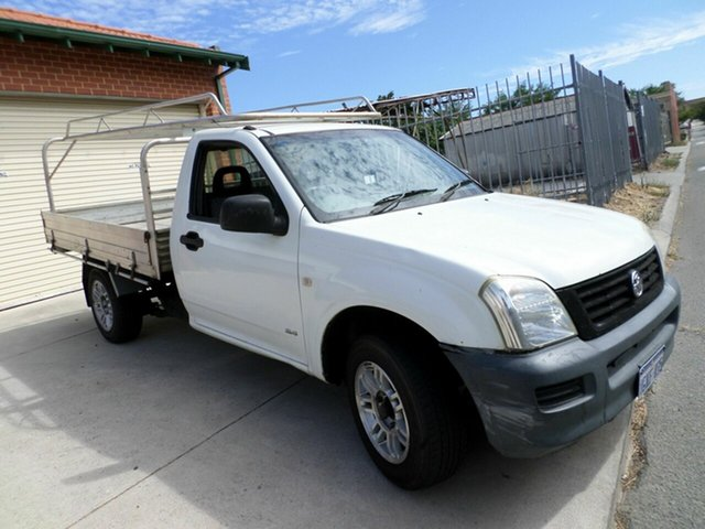 Used Holden Rodeo DX 4x2, Mount Lawley, 2005 Holden Rodeo DX 4x2 Cab Chassis