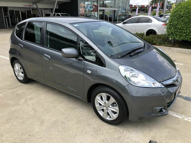 Discounted Used Honda Jazz Hybrid, Yamanto, 2013 Honda Jazz Hybrid Hatchback