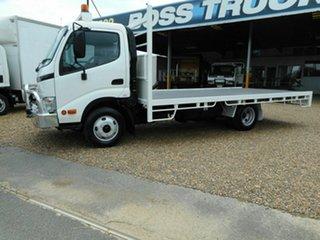 2010 Hino 616 Tray Truck.