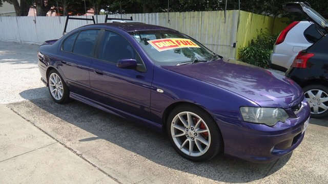 Used Ford Falcon XR6, Seaford, 2003 Ford Falcon XR6 Sedan
