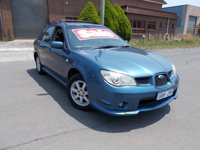 Used Subaru Impreza AWD, Bayswater, 2007 Subaru Impreza AWD Hatchback