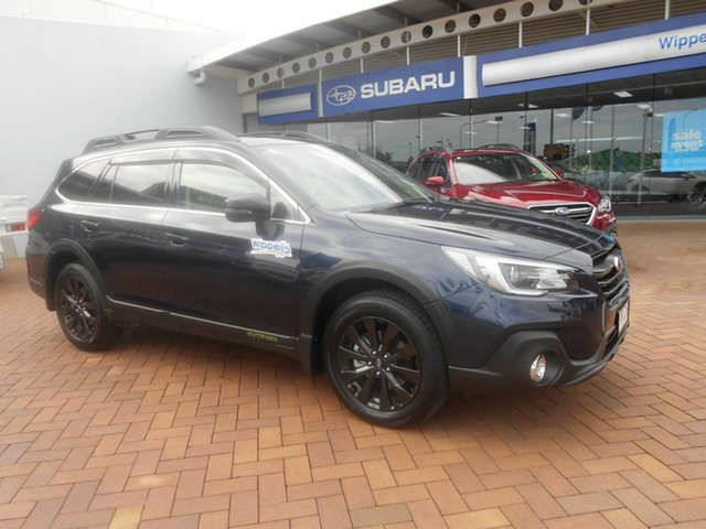 Demonstrator, Demo, Near New Subaru Outback 2.5i-X CVT AWD, Toowoomba, 2019 Subaru Outback 2.5i-X CVT AWD Wagon