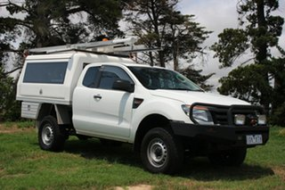 2012 Ford Ranger XL Super Cab Cab Chassis.