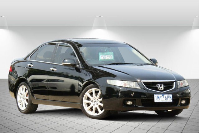 Used Honda Accord Euro Luxury, Oakleigh, 2005 Honda Accord Euro Luxury Sedan