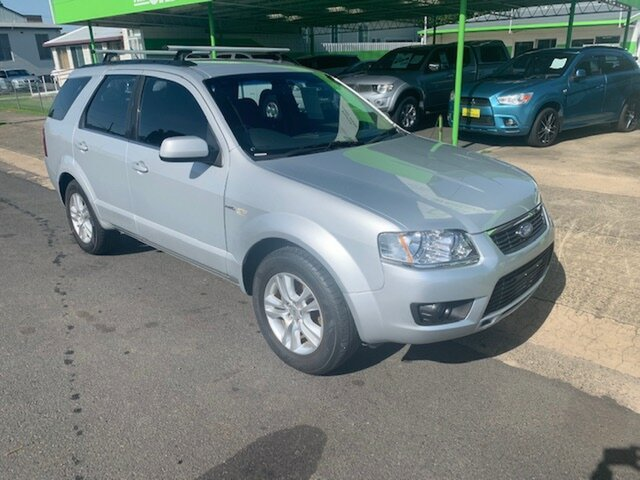 Used Ford Territory 7 SEATER, Casino, 2009 Ford Territory 7 SEATER Wagon