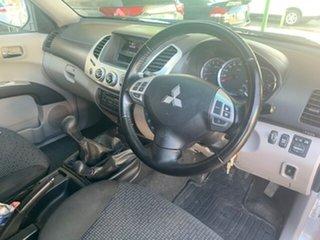 2013 Mitsubishi Triton DUAL CAB 4x4 DIESEL Dual Cab.