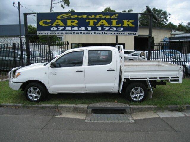 Used Toyota Hilux SR, Nambour, 2006 Toyota Hilux SR Dual Cab Pick-up