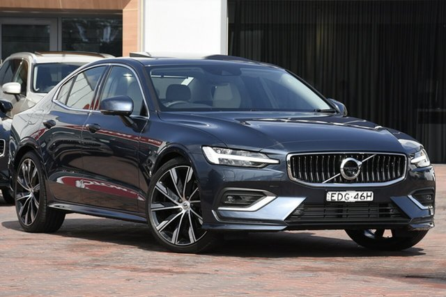 Discounted Used Volvo S60 T5 Geartronic AWD Inscription, Warwick Farm, 2019 Volvo S60 T5 Geartronic AWD Inscription Sedan