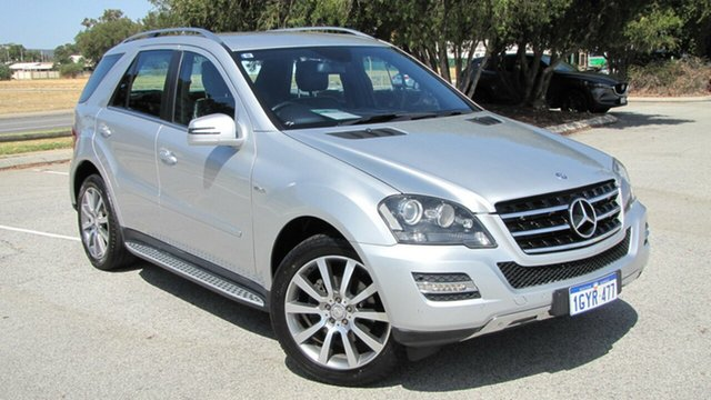 Used Mercedes-Benz M-Class ML300 CDI BlueEFFICIENCY Grand Edition, Maddington, 2011 Mercedes-Benz M-Class ML300 CDI BlueEFFICIENCY Grand Edition Wagon