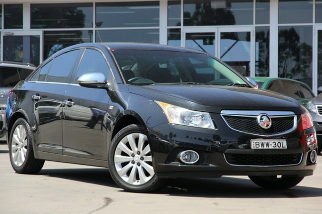Used Holden Cruze CDX, Warwick Farm, 2011 Holden Cruze CDX Sedan